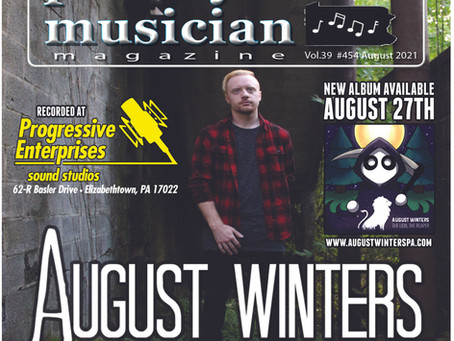 Cover Story-August 2021- August Winters