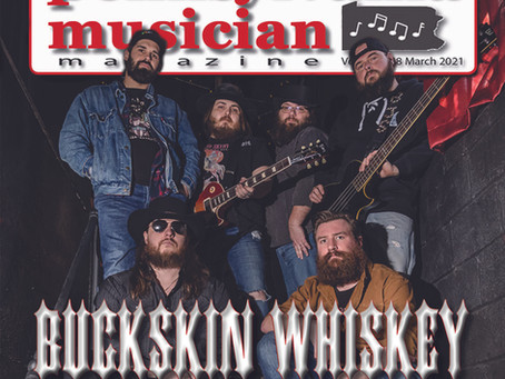 Cover Story - March 2021 - Buckskin Whiskey