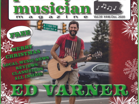 Cover Story - December 2020 - Ed Varner