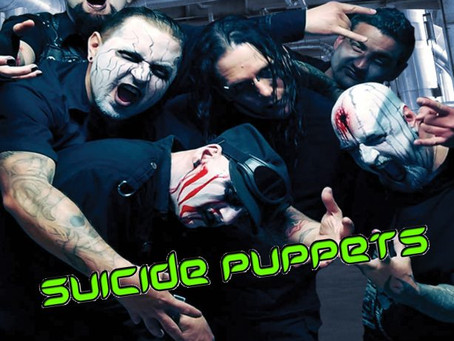 Cover Story - June 2018 - Suicide Puppets