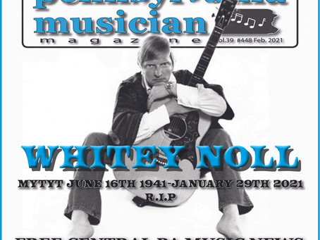 Cover Story - February 2021 - Whitey Noll