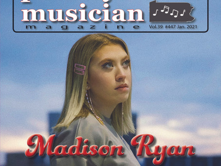 Jan 2021 - Cover Story - Madison Ryan