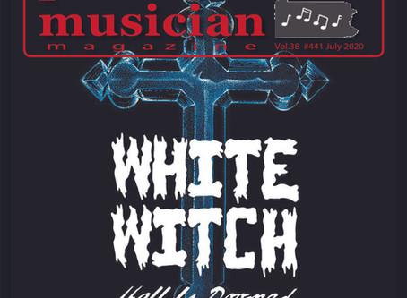 Cover Story-July 2020 - White Witch