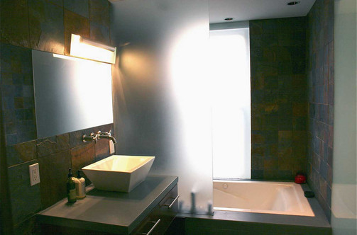 Downtown Boise Bathroom Remodel