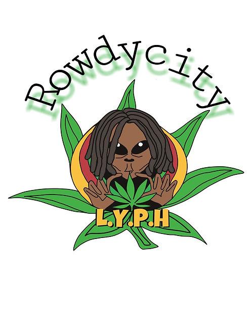 Rowdy City L.Y.P.H. - T-Shirt