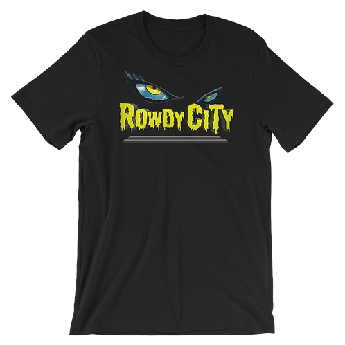 Rowdy City T-Shirt (Original Logo)