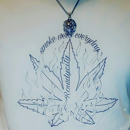 Rowdy City -Smoke Weed EverydayT-Shirt