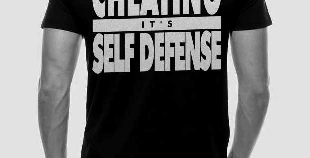 Self Defense Tee