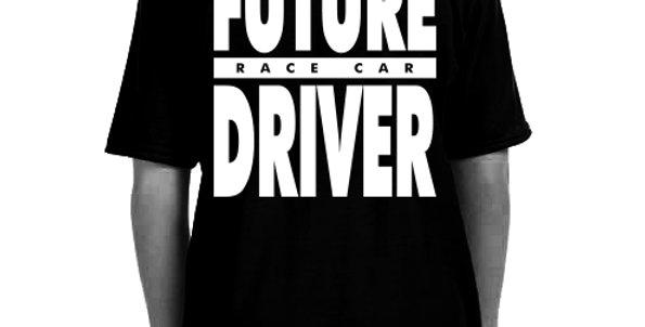 Future Driver Kids Tee