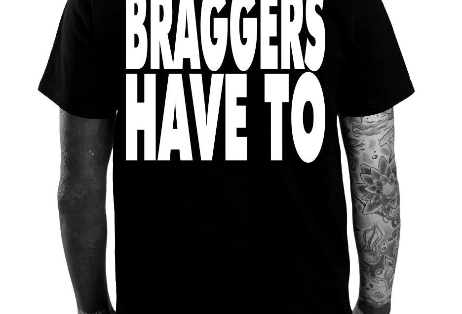 Braggers Tee