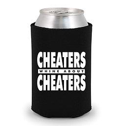 Cheaters Koozie