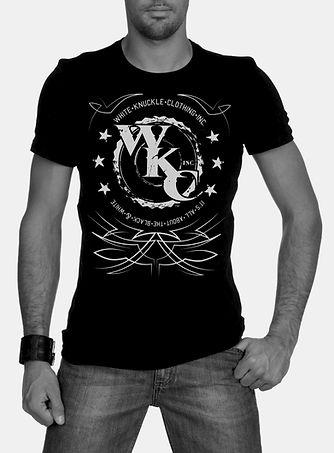 WKCInc. | White Knuckle Clothing Inc. | LOGO TEES