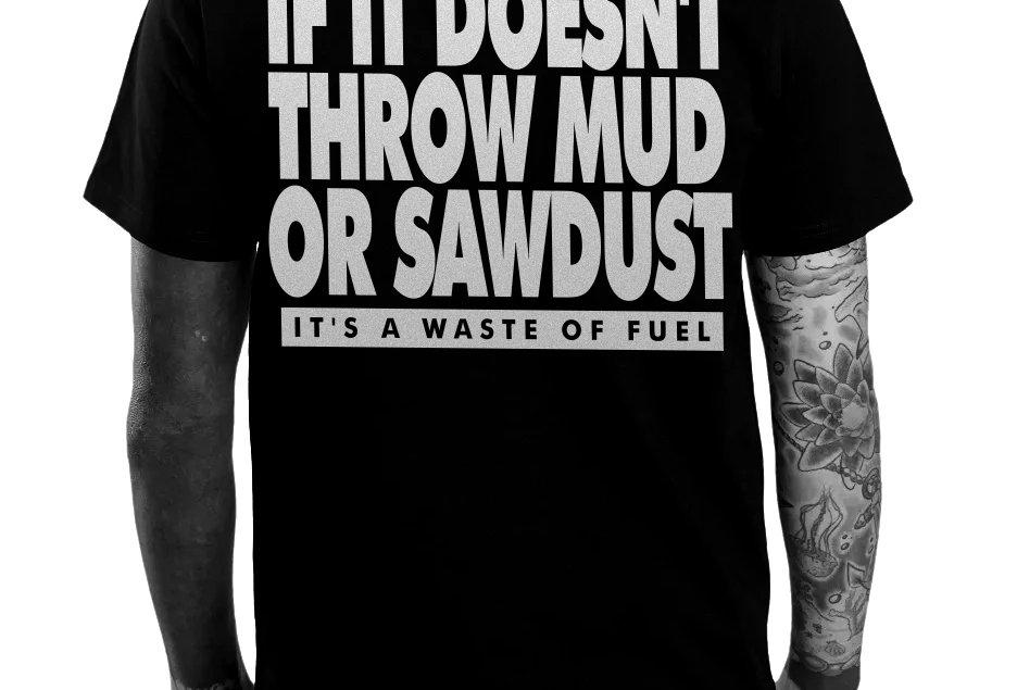 Throwin' Mud Tee