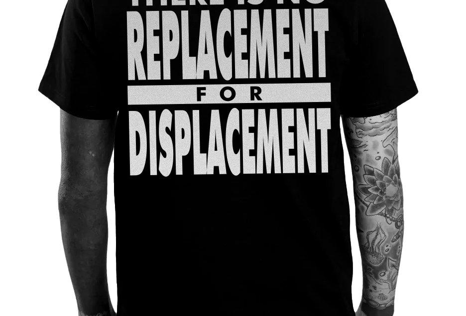 Displacement Tee