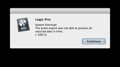 調整Buffer size, 解決錄音時的延遲問題(or system overload 的問題)