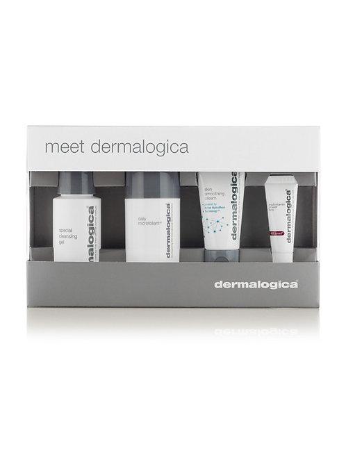 Meet Dermalogica Kit