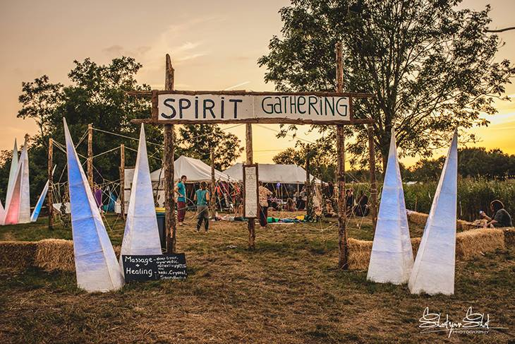 spirit gathering entrance