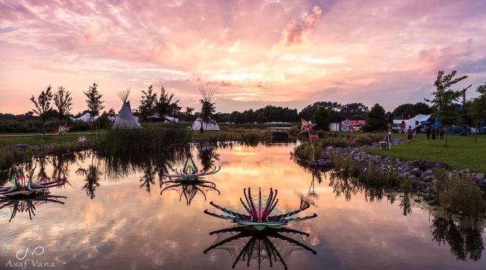 View Sacred Island 2017