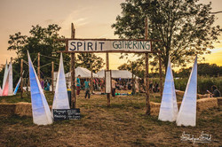 Th Spirit Gathering entrance 2017