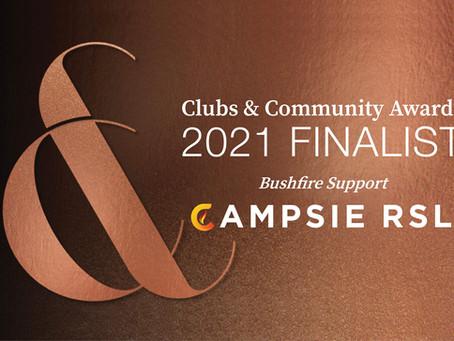 2021 Club & Community Awards