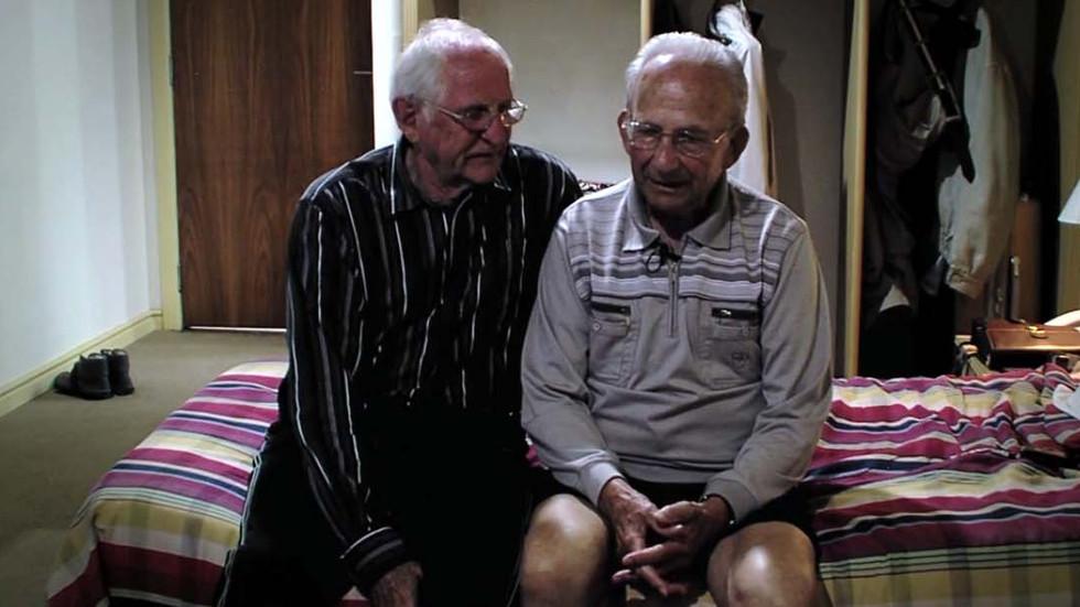 Otto Nawrocky Ist 90 Jahre alt und geht zu den Olympischen Spielen.