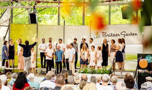 Juni19 Spirited openair im Britzer Garten