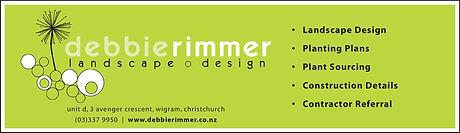Debbie Rimmer Colour Advert July 2019 (B