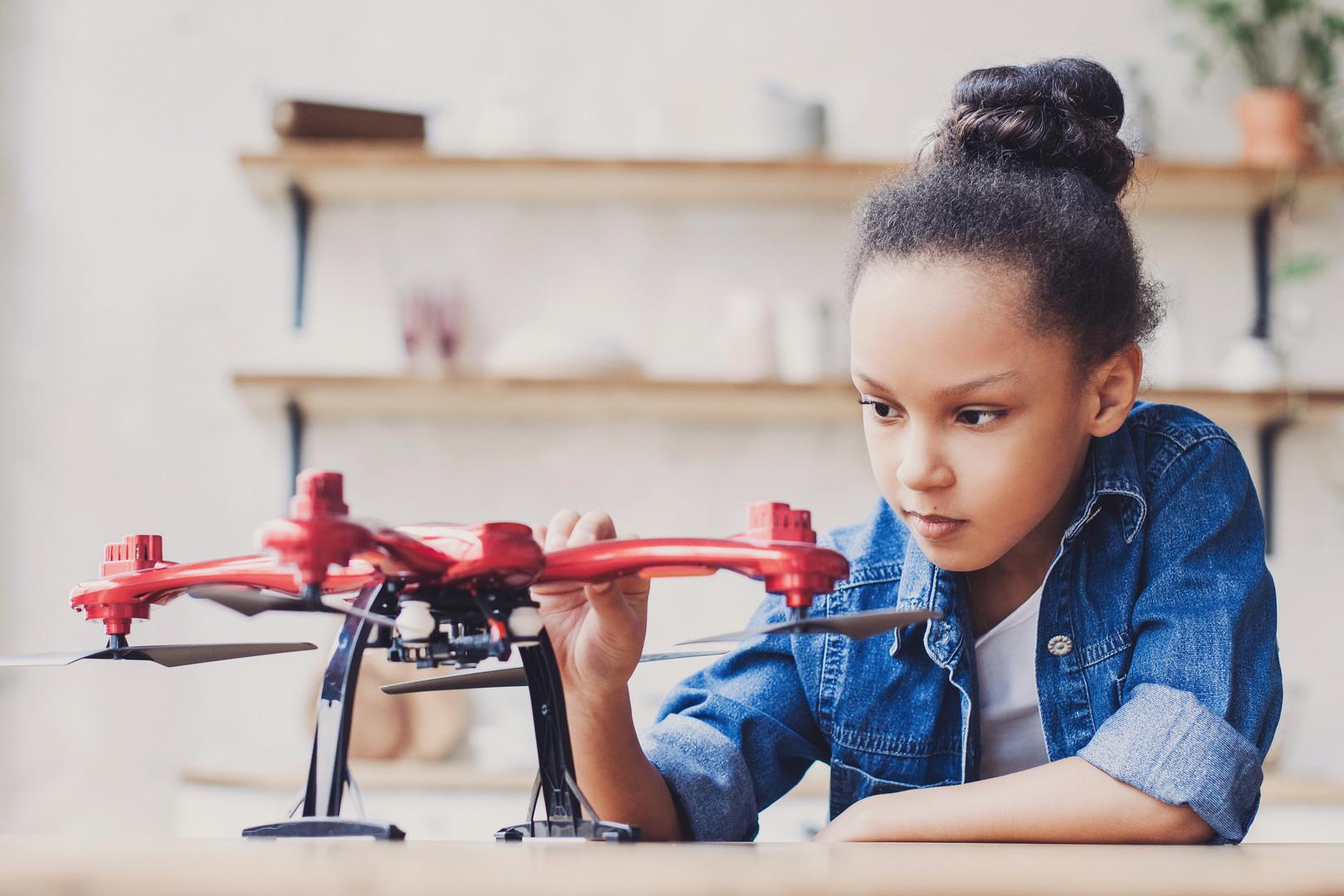 Jeunesse africaine et aéronautique