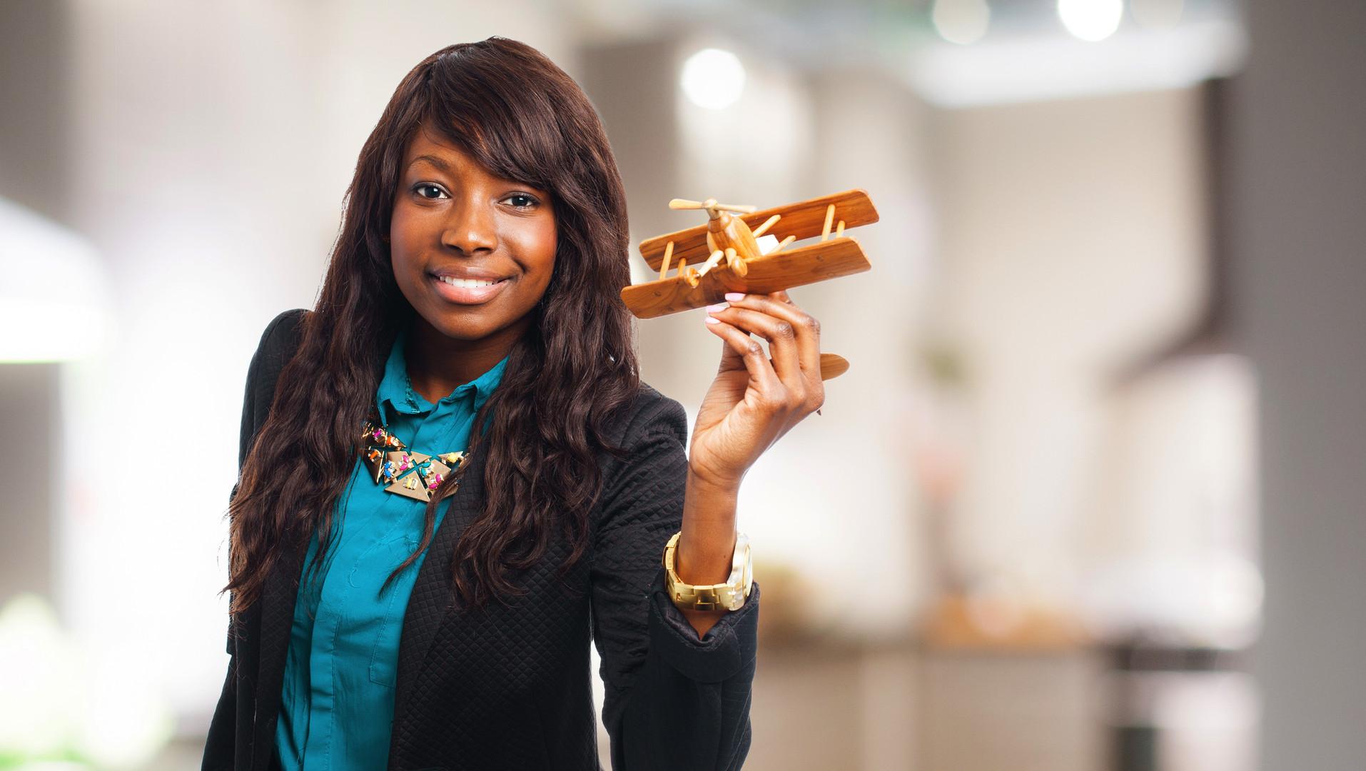 African women in aviation
