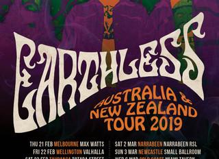 Aussie/NZ tour update!!!