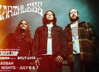 ANNOUNCED: July 6 & 7 in San Diego