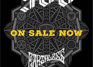 Pacific NW shows with YOB on sale now!