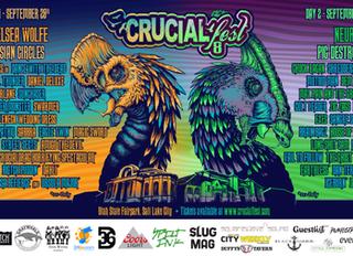 Crucialfest this Saturday in Salt Lake City