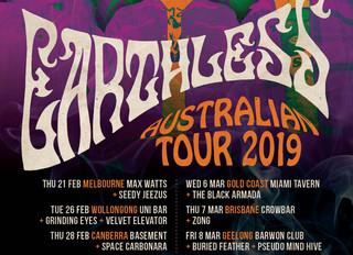Australia/New Zealand tour kicks off this week!
