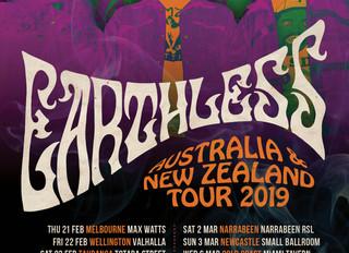 AUSTRALIA & NEW ZEALAND TOUR ANNOUNCED