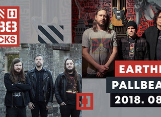 Budapest show this week with Pallbearer