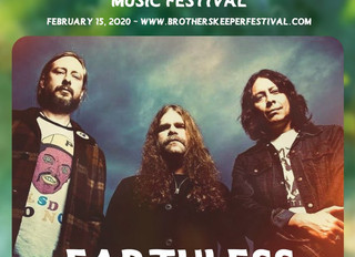 Brothers Keeper Festival in Vista, CA on February 15