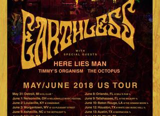 More US tour dates announced!