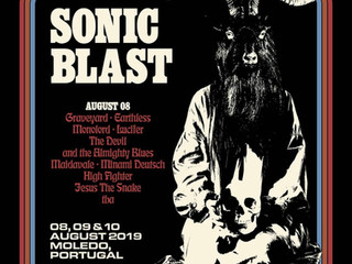 SonicBlast Moledo on August 8th