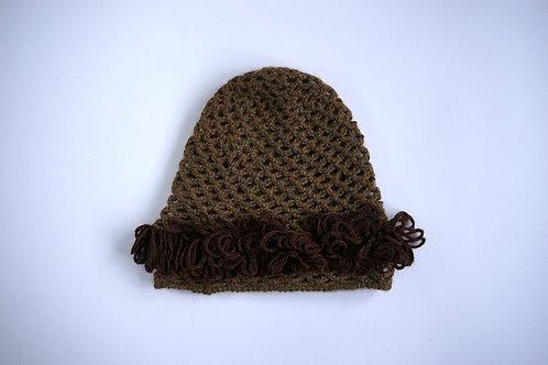100% Peruvian alpaca hat