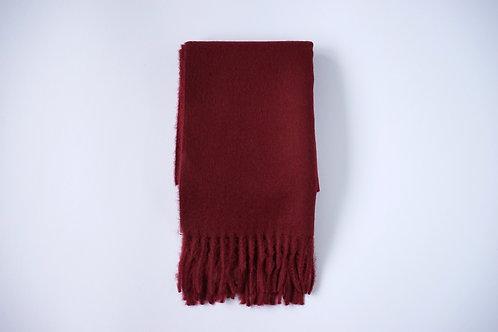 Plain colour scarf - 100% Baby alpaca