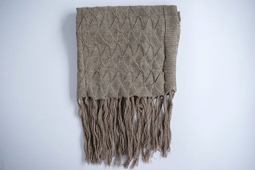 luxurious shawl 100% baby alpaca wool