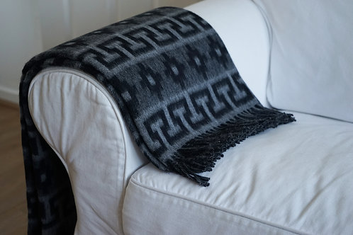 Plaid/Throw Inka design