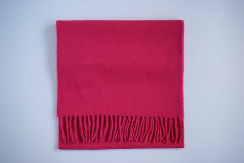 Plain colour scarf - 100%Baby alpaca
