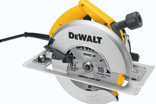 SIERRA CIRCULAR 8 1/4 *DEWALT* 5800 RPM DW384