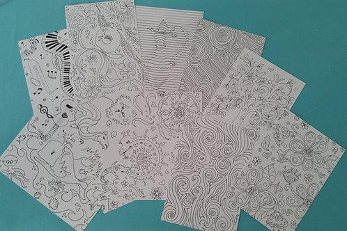 Postcards --גלויות--10
