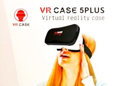 Casque de réalité virtuelle VR Case 5 Plus (nécessite un smartphone)