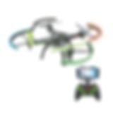 DRONE CAMERA WIFI HD 720p 6 AXES 4 Voies
