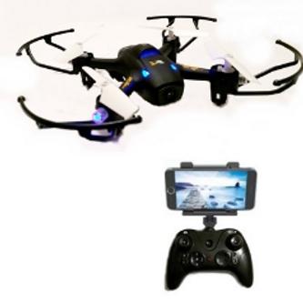 Drone Spécial Débutant Caméra Wifi fpv HD 720p