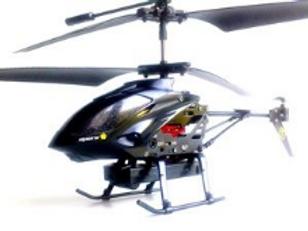 Hélicoptère Caméra HD 3 voies